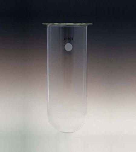 2000mL clear glass vessel | Like Distek 3010-0285