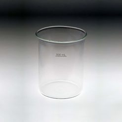 900mL disintegration beaker   Flared top   Like Agilent 37-5200