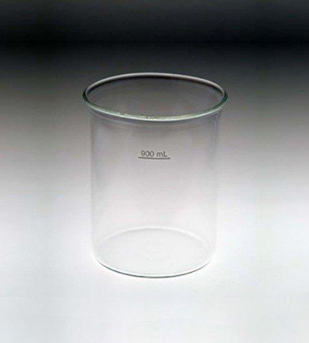 900mL disintegration beaker | Flared top | Like Agilent 37-5200