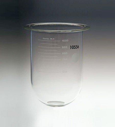 1000mL clear vessel | Distek dissolution | Like 3010-0096