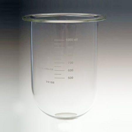 1000mL glass vessel | Hanson SR8-Plus | Like 72-600-510