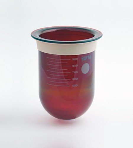 1000mL vessel with Acculign ring | Like Distek 3010-0023