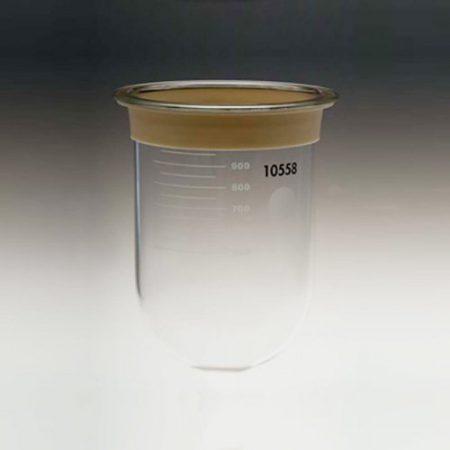 1000mL glass vessel | Acculign ring | Like Distek 3010-0093