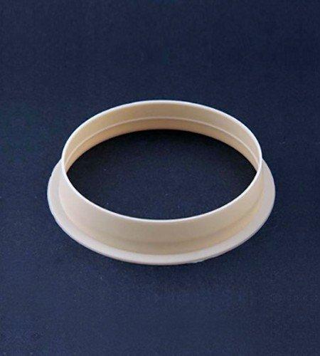 Acculign vessel centering ring for Distek dissolution baths   Like 3350-0096.