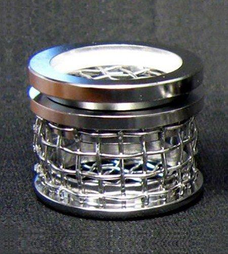 8 mesh sinker basket with lid   Like Agilent 12-3062