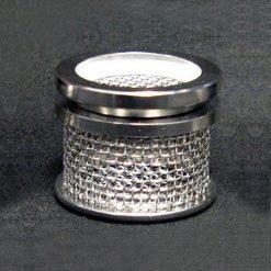20 mesh dissolution sinker basket with lid