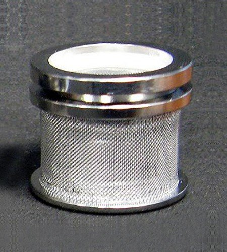 80 mesh dissolution sinker basket with lid
