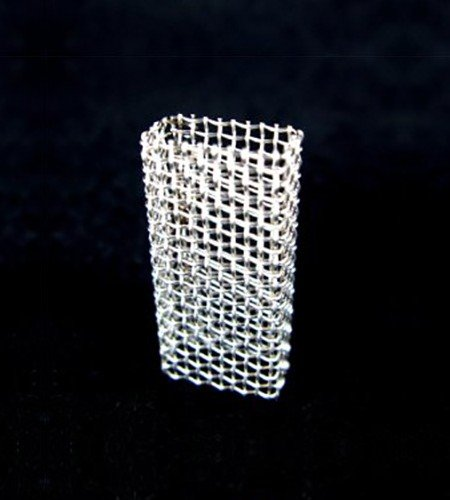 Vertical dissolution sample holder for Metformin. 500mg