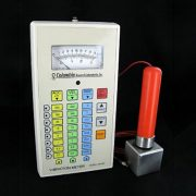 Vibration meter for dissolution | Includes probe and case