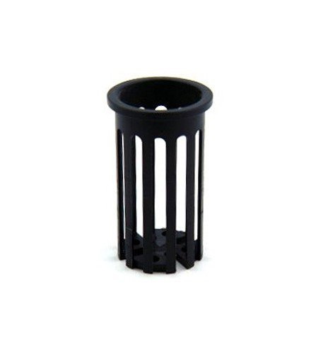 Suppository basket for Erweka dissolution. Plastic.