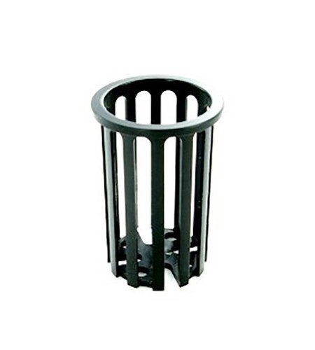 Suppository basket for Hanson dissolution. Plastic. Alternative to part 65-700-048.