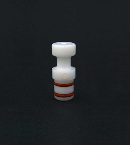 Adjustable Cannula Stopper for Sotax dissolution.