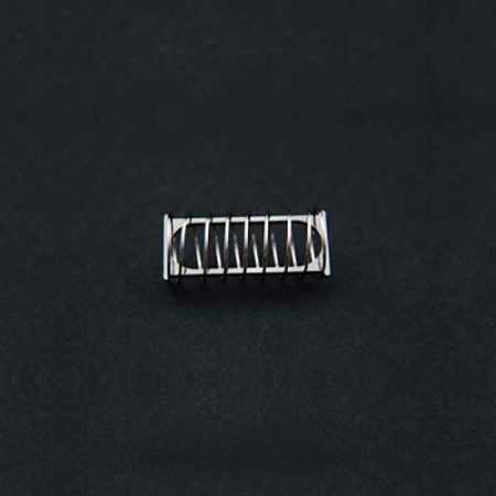 Spring style dissolution capsule sinker for Sotax.23mm x 8mm