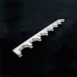 APP 4 aluminum cell holder for Sotax dissolution