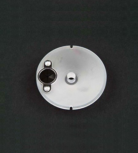 Low evaporation clear conical cover | VanKel bracket |12-0469