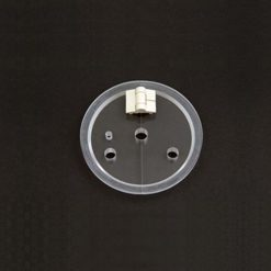 Hinged cover | extra hole |stationary basket | Hanson SR8-Plus
