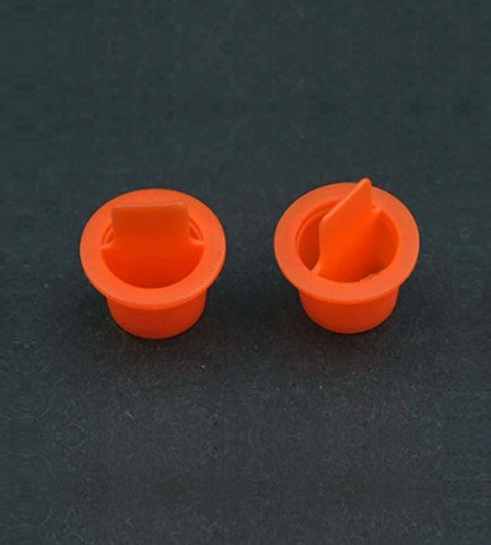 Probe hole plugs for Distek dissolution covers 5720-4037