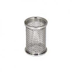 150 mesh Evolution basket with 20 mesh stability lining | Distek