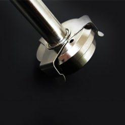 420mm basket shaft for 24.5mm basket for Distek 2100 baths