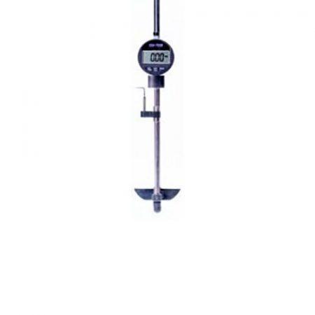 25mm digital depth gauge with case. Multi instrument.