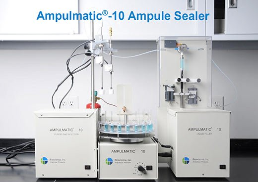 Ampulmatic-10 Flame sealer
