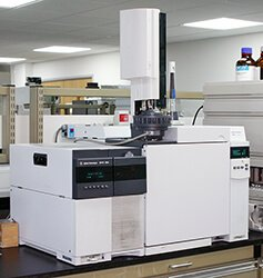Agilent 5977E system with G7820 GC and G4513A Tower