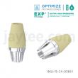 Optimize EXP® Standard Titanium Hybrid Ferrules 15-24-03831