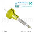 "EXP2 6-40 Nut & 1/32"" Nano Ferrule 2 Pack - 15-19-04961"