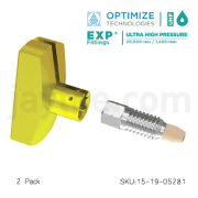 15-19-05281 EXP2-TI-LOK Hand-Tight Fitting 6-40