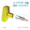 15-19-05285 EXP2-TI-LOK Hand-Tight Fitting 6-32