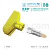 10-32 EXP2 TI-LOK Hand-Tight-Fitting -15-24-05204