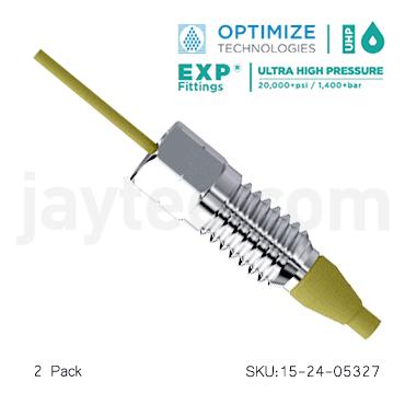 EXP2 adapter integral peek sleeve - 15-24-05237