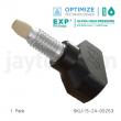 15-24-05253-10-32 EXP2 TI-LOK-AIO Hand-Tight Fitting
