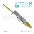 EXP2 Waters adapter integral peek sleeve - 15-24-05331