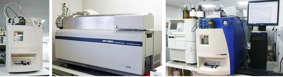 LC-MS and LC-MS/MS