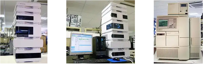 HPLC systems for hemp