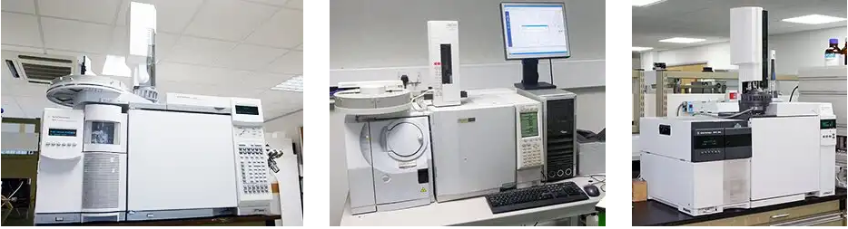 MS systems terpene profiling