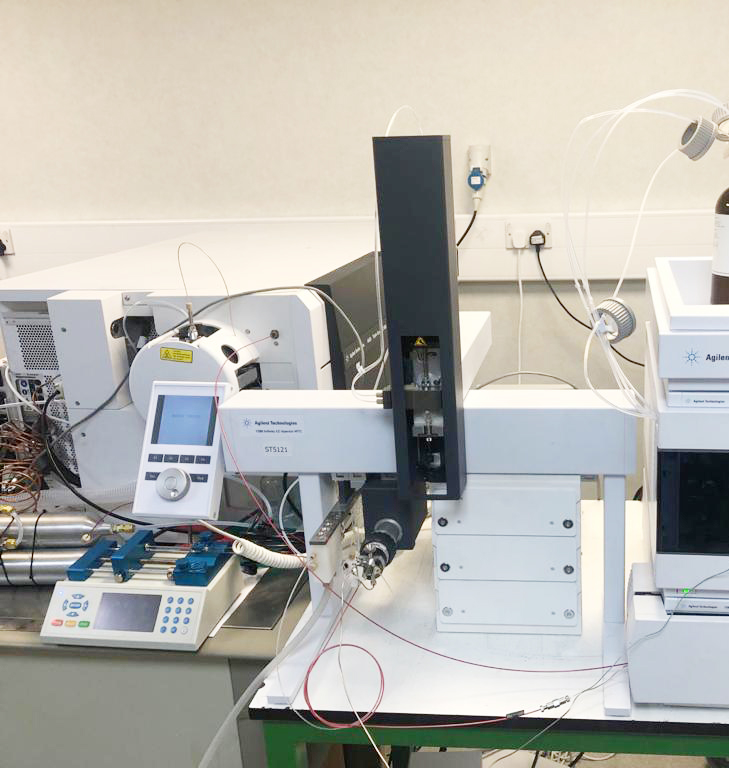 6430A LC-MS/MS from Agilent